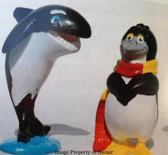 Sea World toys