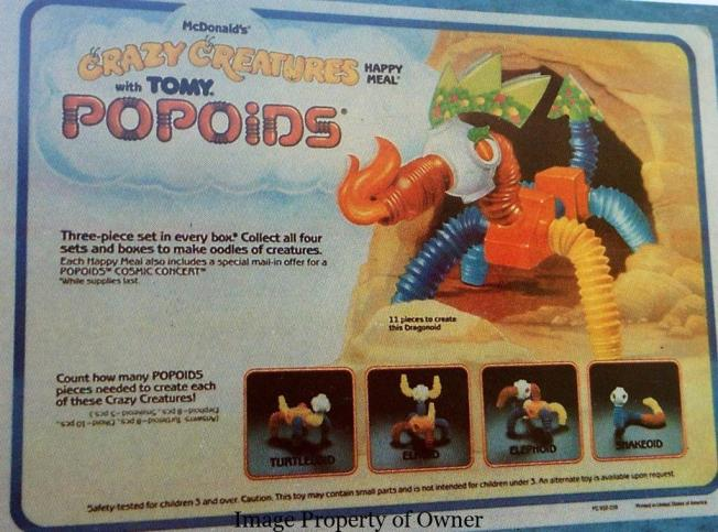Popoids Crazy Creatures