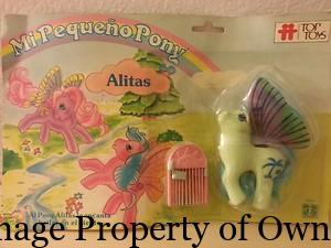 Argentina Alitas Windy Wing Pony Cool Breeze author unknown