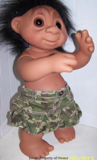 Dam Troll doll -leslie8018