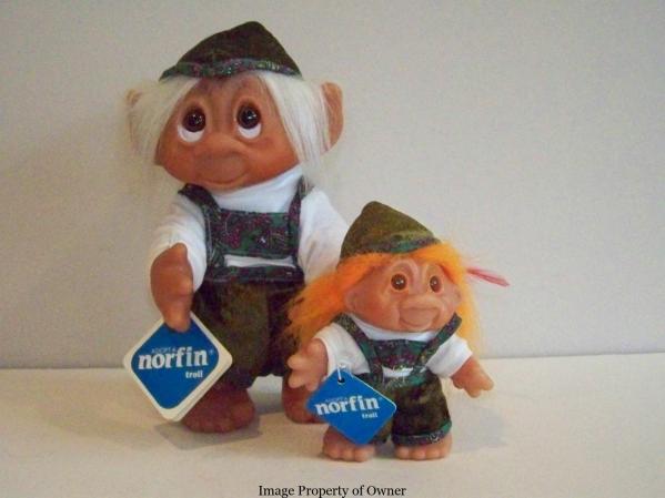 Norfin Mountain Trolls -trollcindy