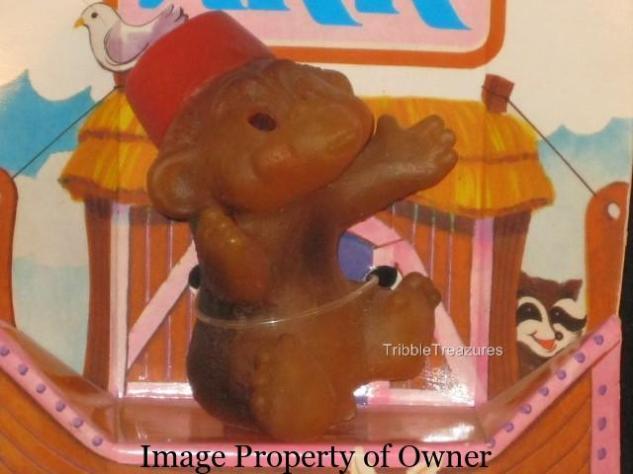 Norfin's Ark Monkey Troll - Tribble Treazures