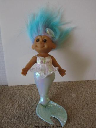 Russ Mermaid Troll -pfer1985