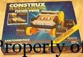 1985 Construx oower pack - landerstoys