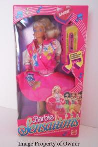 Barbie Sensations- ThriftHeartRabbit
