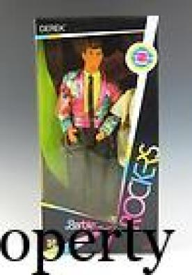 Barbie and the rockers Derek - jonesing-for-it