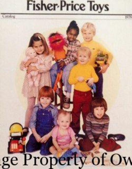 FP 1978 Toy Catalogue