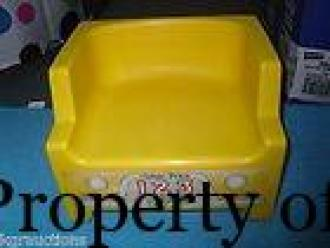 FP Booster Seat - kgauctions