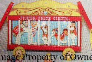 FP Wooden circus