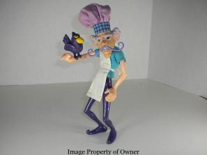 Purple Pie Man and Captain Cackles - capetoys