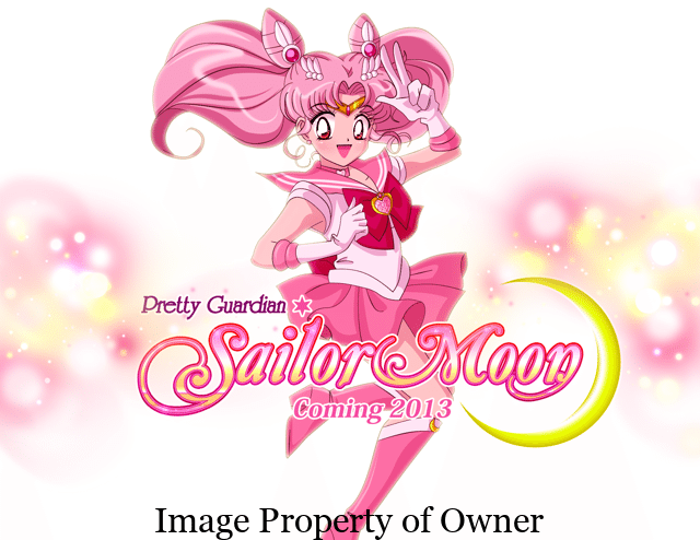 Sailor Chibi Moon 2013