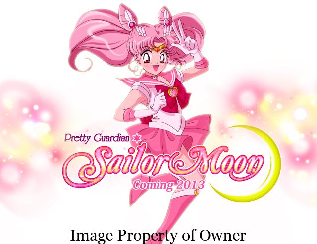 Sailor Chibi Moon 2013