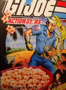 GI Joe Action Stars