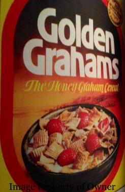 Golden Grahams author unknown