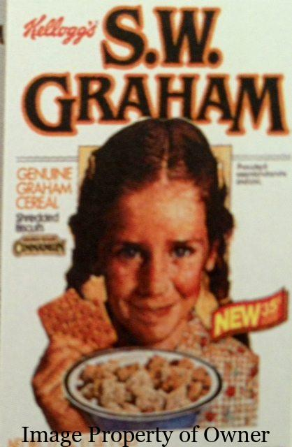 Kellogg's S W Graham author unknown