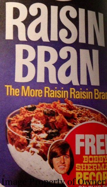 Post Raisin Bran author unknown