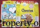 Snoopy Cheerios property tinglyreward