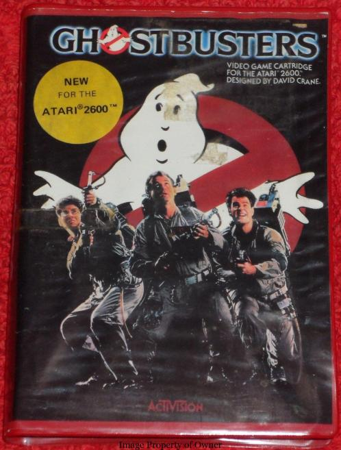 ATARI Ghostbusters property tychonorthpaw