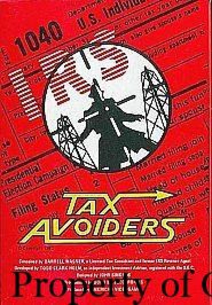 ATARI tax avoiders- myvideogamecollection