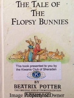 The Flopsy Bunnies -Beatrix Potter Yello80s.com