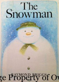 The Snowman as you saw him on tv singing along to Walking in the Air.. Yello80s.com