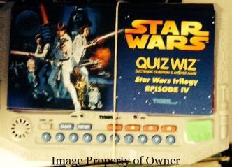 Star Wars Quiz Wiz courtesy Too Groovy