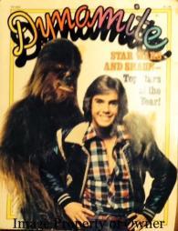 Dynomite Magazine courtesy To Groovy