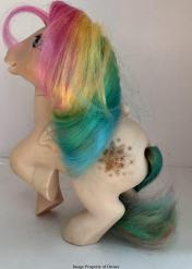 Starshine, Rainbow Pony--property TooGroovyToys.com