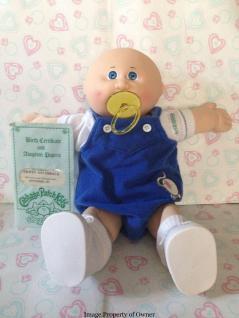 Baby boy w/ pacifier