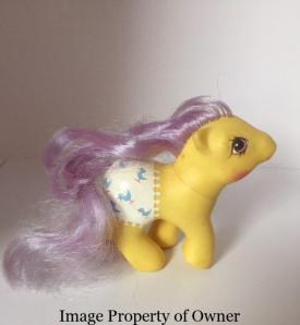 Baby splashes fancy pants pony year 7