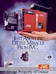 JVC ad