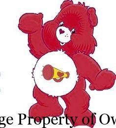 Too Loud Bear
