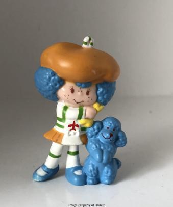 Crepe Suzette and Eclair mini