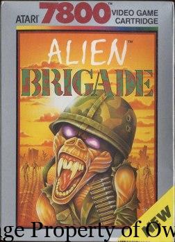Alien Brigade property WIkipedia.com