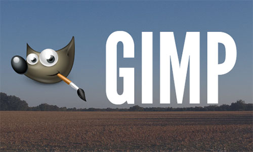 GIMP graphics software