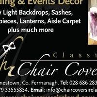 classic chair covers ireland baby doll high toys r us enniskillen united kingdom
