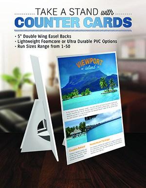 Counter Card Printer in Miami