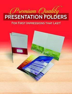 Presentation Folders Miami Printing