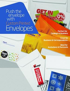 Envelopes with logo Miami