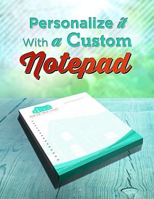 Custom Notepad Printer in Miami