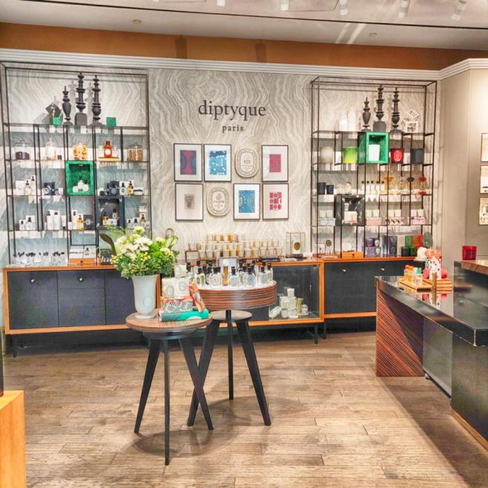 store diptyque a Columbus Circle a NYC