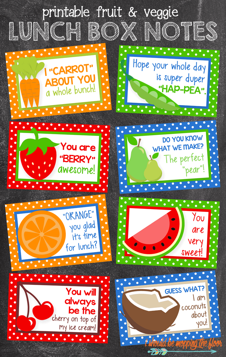 Have a Great Day! Sweet and Funny Lunchbox Notes   Kitchn