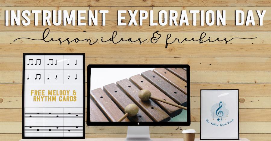 Instrument Exploration Day