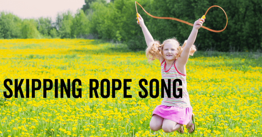 Skipping Rope Song