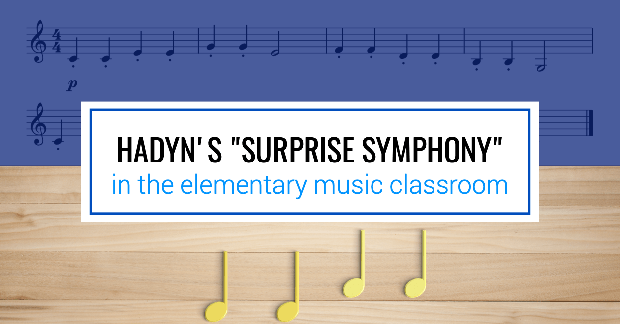 """Haydn's Symphony No. 94 in G Major: """"The Surprise Symphony"""""""
