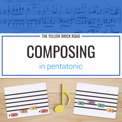 Composing in Pentatonic