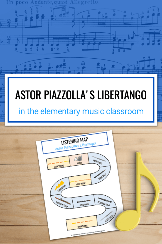 Teaching Timbre with Astor Piazzolla's Libertango in
