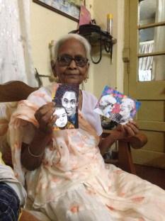 India grandmother