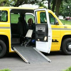 Yellow Wheelchair Hockey Stick Adirondack Chair Paratransit Cabs Cab Of Columbus We Are The Only Privately Held Transportation Company In Central Ohio Offering This Comfort Focused Style Accessible Vehicle