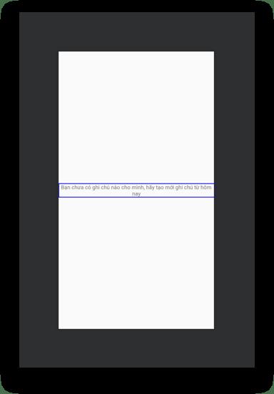 Tạo giao diện người dùng - Xem trước giao diện